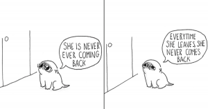 20+ Mochi the Pug Comics That Are Too Adorable and Relatable to Miss